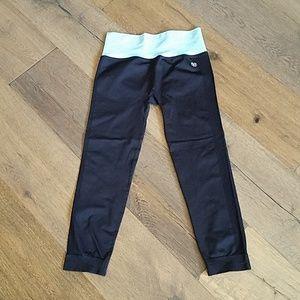 Stretchy gym pants